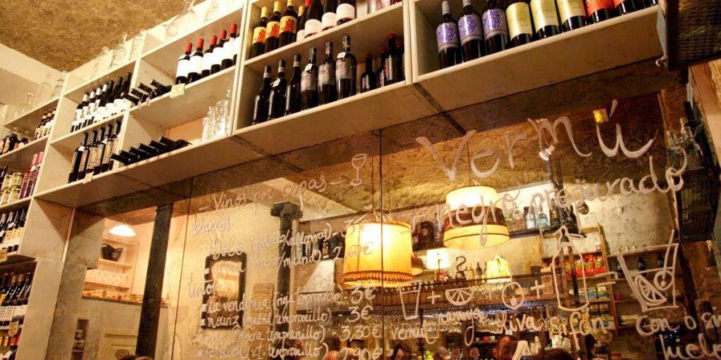 Local ocio restauraci n 0003 tao plus - Vinotecas madrid centro ...